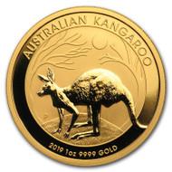 2019 Australian Kangaroo 1 oz Gold Coin