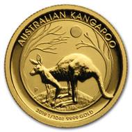 2019 Australian Kangaroo 1/10 oz Gold Coin