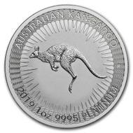 2019 Australian Kangaroo 1 oz Platinum Coin