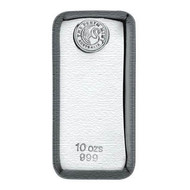 Perth Mint 10 oz Silver Bar