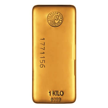 Perth Mint 1 Kilo Gold Bar As Good As Gold Australia
