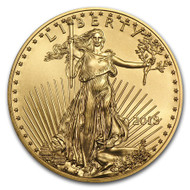 2018 American Eagle 1 oz Gold Coin