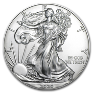 2020 American Eagle 1 oz Silver Coin