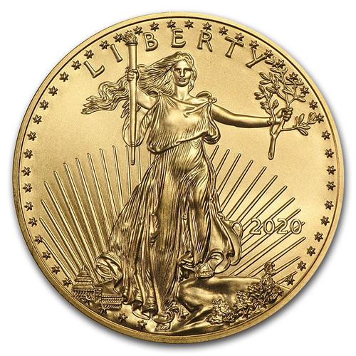 2020 American Eagle 1 oz Gold Coin