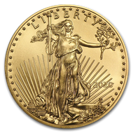 2020 American Eagle 1/10 oz Gold Coin