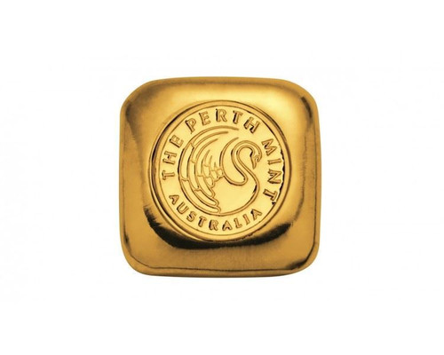 Perth Mint 1 oz Gold Bar