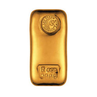 Perth Mint 5 oz Gold Bar