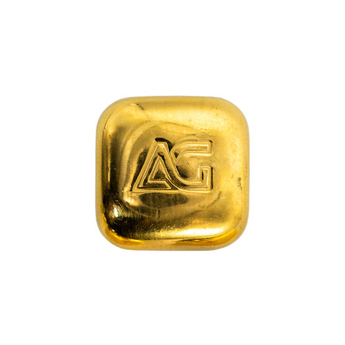 As Good As Gold 1oz Gold Bar