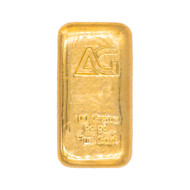 As Good As Gold 100 gram Gold Bar