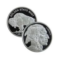 Buffalo 1/10 oz Silver Round