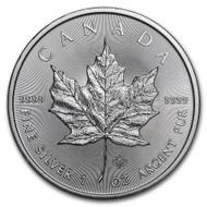 2021 Canadian Maple Leaf 1 oz Silver Coin