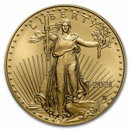 2021 American Eagle 1 oz Gold Coin (Type 2)