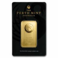 Perth Mint 1 oz Gold Bar (In Assay)