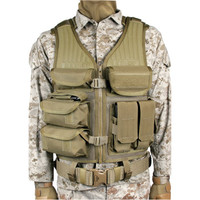 Blackhawk Omega Elite Tactical Vest EOD - Coyote Tan