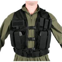 Blackhawk Urban Assault Vest - Black