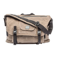Blackhawk Diversion Wax Canvas Messenger Bag - Earth