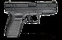 "Springfield XD 4"" Compact Model - 45 ACP"
