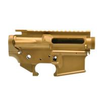Bushmaster Bronze AR-15 Mil-Spec Stripped Lower/ Upper Receiver - 223 Rem/ 5.56 NATO