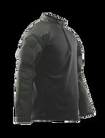 TRU 1/4 Zip Cold Weather Combat Shirt - Olive Drab