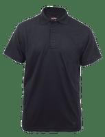 Tru-Spec Men's Short Sleeve Performance Polo - Black