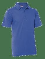 Tru-Spec Men's Original Short Sleeve Polo - Academy Blue