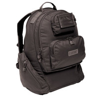 Blackhawk Laptop Backpack - Black