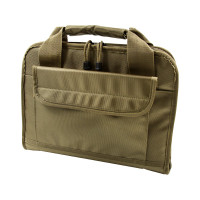 AIM Sports Discreet Pistol Bag - Flat Dark Earth