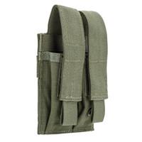 Blackhawk Double Pistol Mag Pouch - Molle - Ranger Green