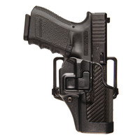 Blackhawk SERPA CQC Concealment Holster Carbon-Fiber Finish - Black