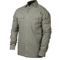 Blackhawk Performance Cotton Tactical Shirt - Long Sleeve - Olive Drab