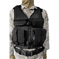 Blackhawk Omega Elite Tactical Vest #1 - Black