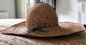 Gill Fox summer hat