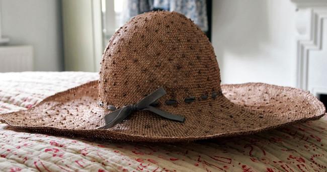 Gill Fox summer hat