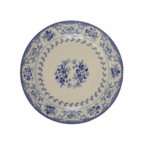 Powell Craft - Blue Rose Plate 15cm