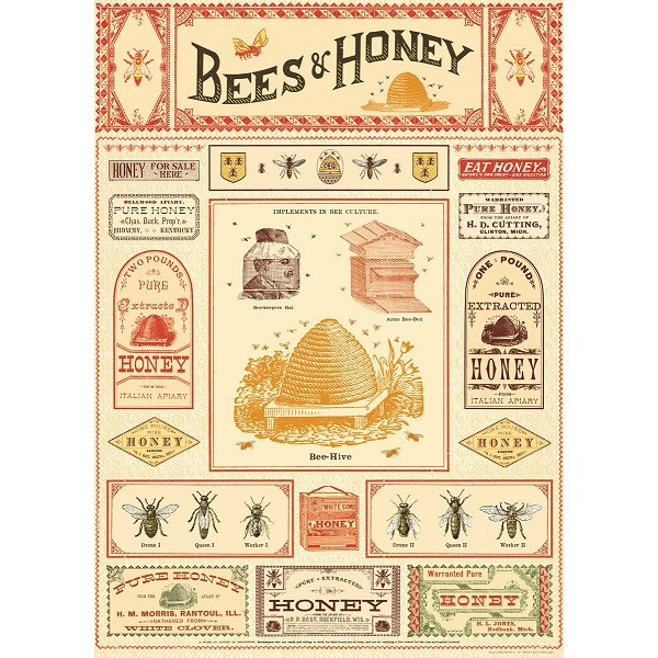 Bees + Honey 1
