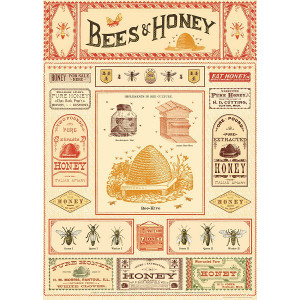 Bees + Honey 1