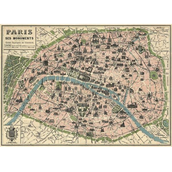 Paris, Ses Monuments