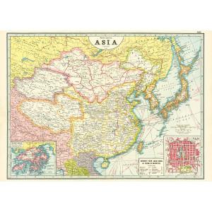 Cavallini & Co. Wrap - Asia