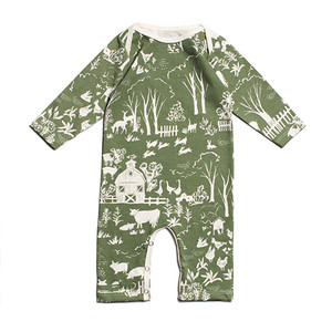 Winter Water Factory - Long Sleeve Onesie