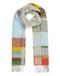 Wallace Sewell lambswool scarf - Glebe grey