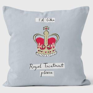 Royal Treatment - Front