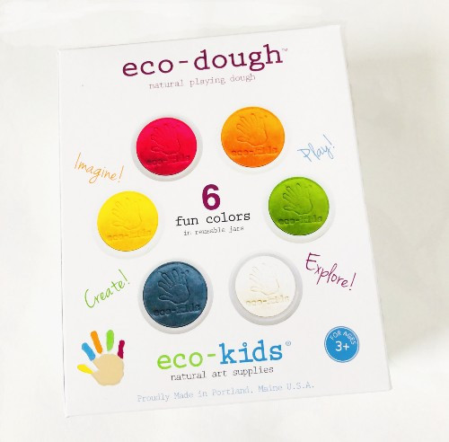 Echo-Dough,  Eco- Kids