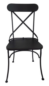 Patio Chair - Black