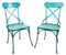 Patio Chair - Turquoise