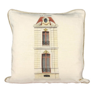 Villa Suburbaine Ox Bow Pillow