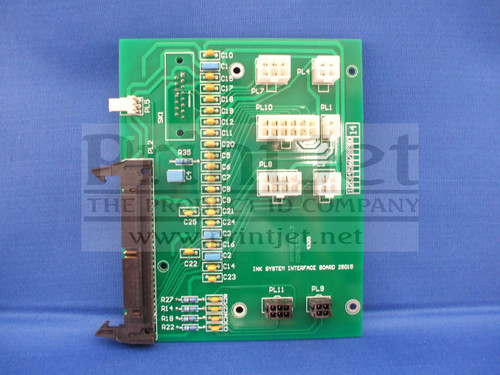 25115 Domino PCB Assembly