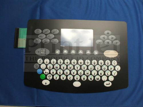 37726 Domino Keyboard Membrane
