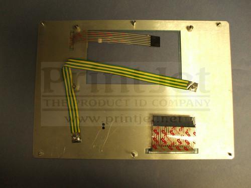 100-0370-235 Willett Keypad Mounting Plate