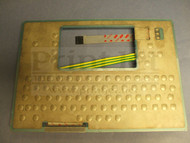 100-0470-137 Willett Keypad Membrane