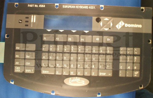 45164-R Domino Keyboard